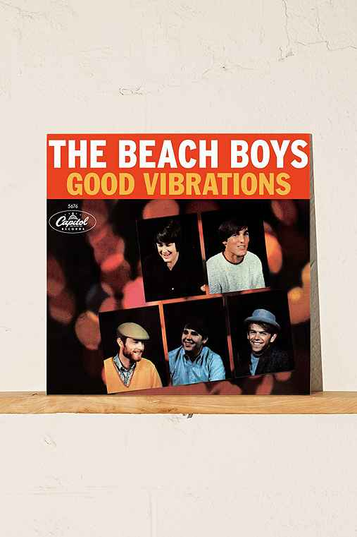 The Beach Boys - Good Vibrations EP,BLACK,ONE SIZE