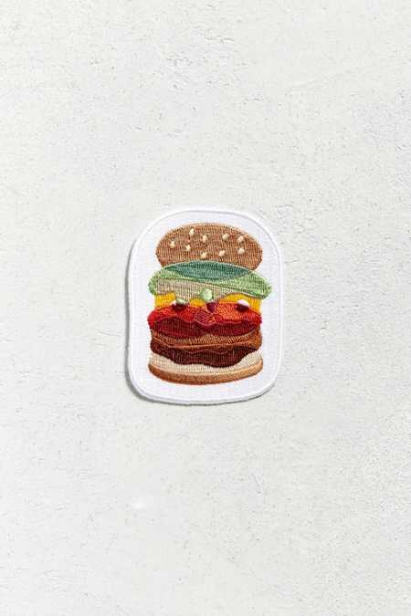 Mokuyobi Burger Layer Patch