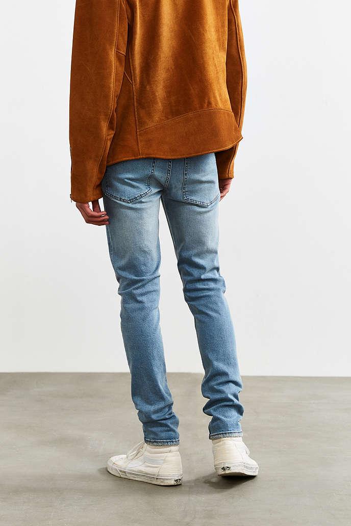 Cheap Monday X UO Tight Worn Stonewash Skinny Jean - Urban Outfitters