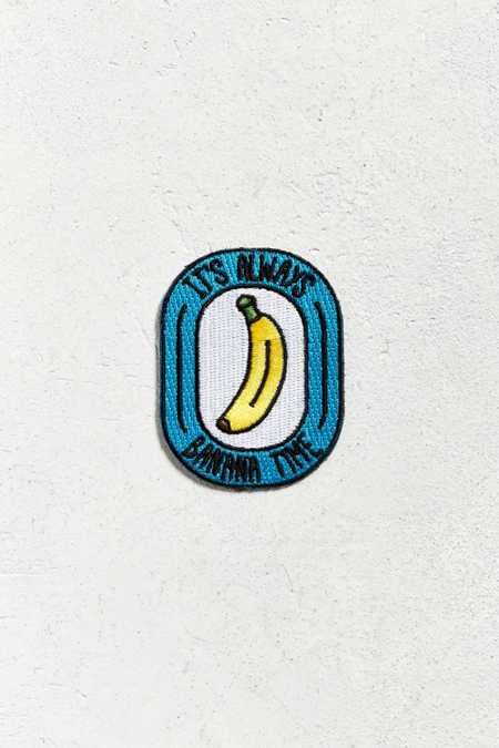 Mokuyobi Banana Time Patch