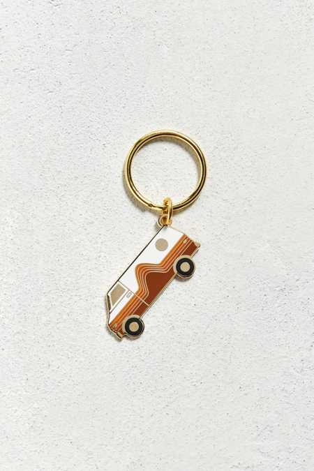 Valley Cruise Press X Circa 78 Designs Dream Wagon Keychain