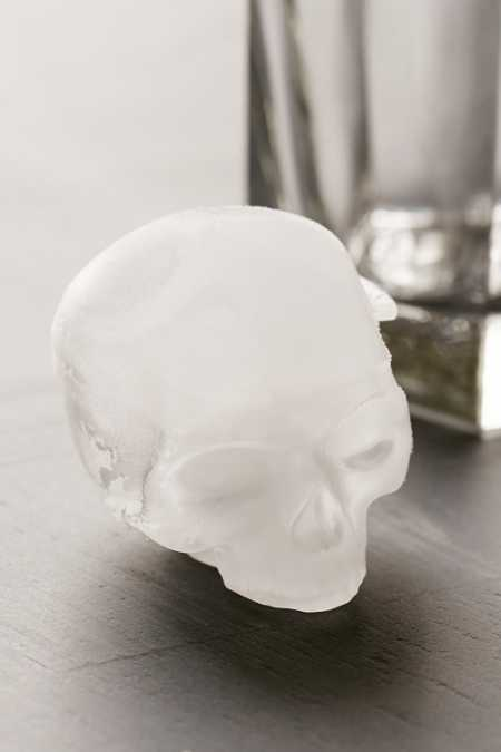 Skull Ice Cube Mold Set