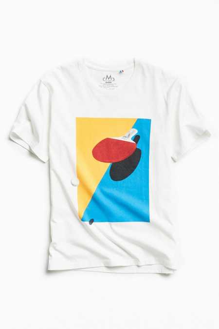 Tee Library Ping Pong Tee