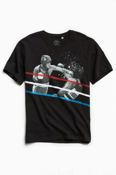Tee Library Boxing Tee