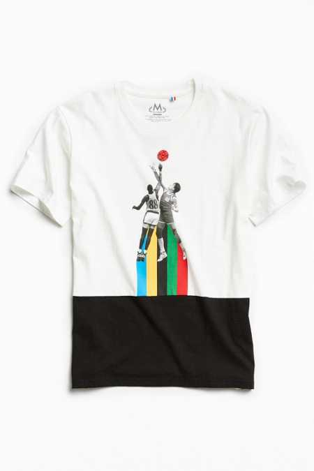 Tee Library Basketball Tee