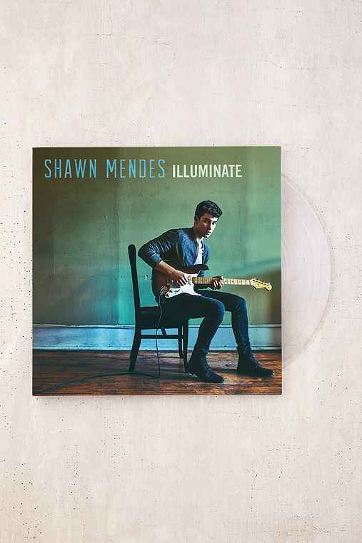 Shawn Mendes - Illuminate LP,CLEAR,ONE SIZE