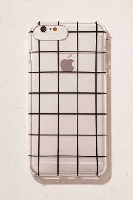 Grid On You iPhone 7 Plus Case