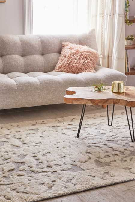 Kithira Tufted Wool Rug