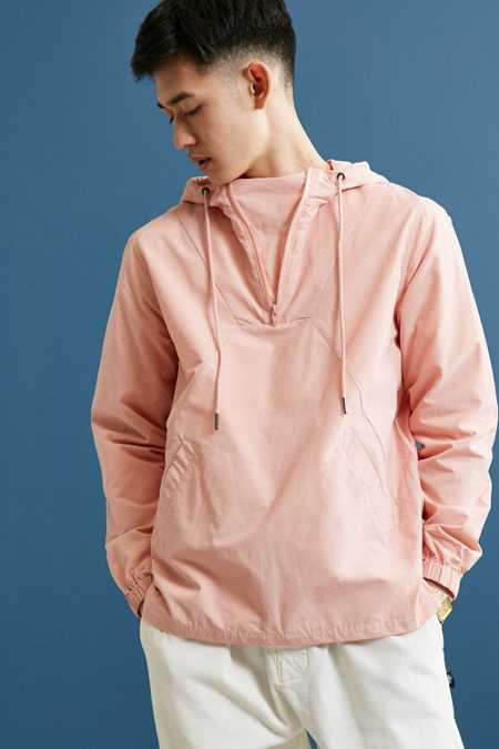 Publish Zachery Nylon Anorak Jacket