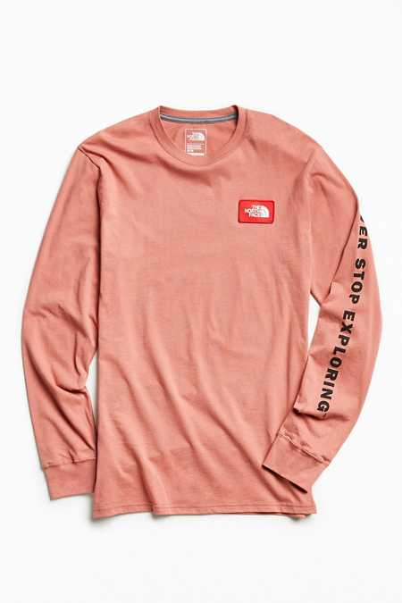 The North Face Patch Long Sleeve Tee