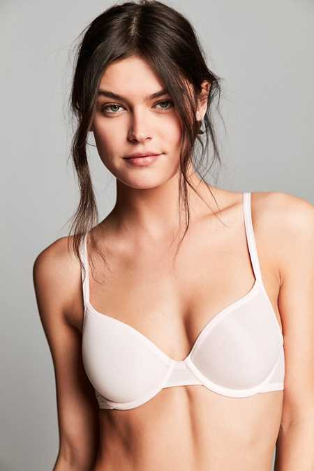 Calvin Klein Sheer Spacer Underwire Bra