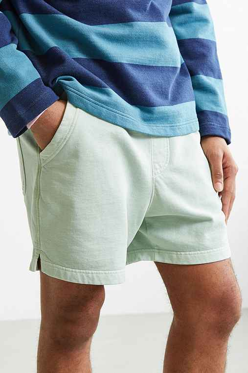 UO Lucian Knit Volley Short,MINT,XS