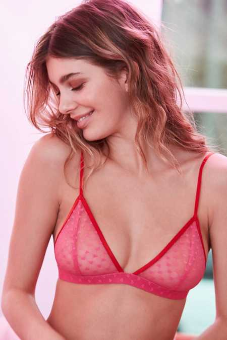 Out From Under Valentine Jennifer High Point Bra