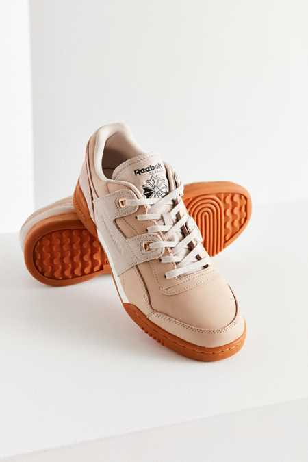 Reebok Workout Lo Plus Golden Sneaker