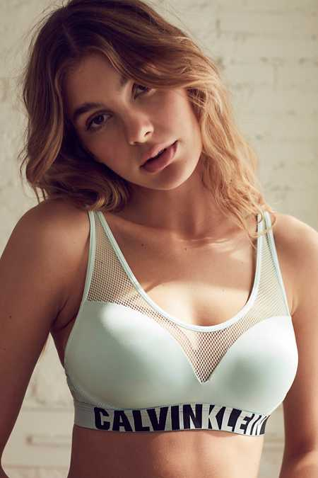 Calvin Klein ID Fashion Push-Up Bralette