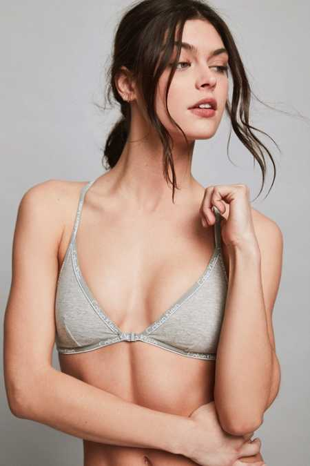 Calvin Klein ID Cotton Triangle Bra