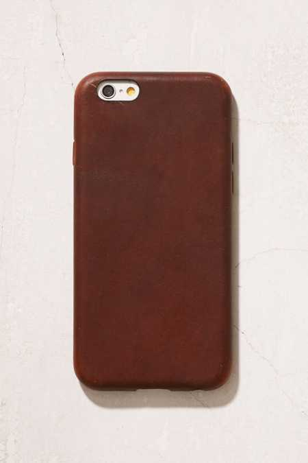 Nomad Leather iPhone 6/6s Case