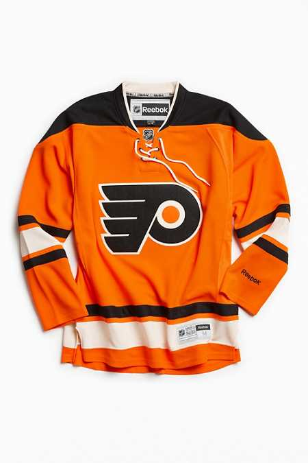 Reebok NHL Philadelphia Flyers Hockey Jersey