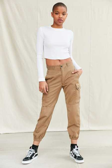 Vintage MIlitary Surplus Jogger Pant