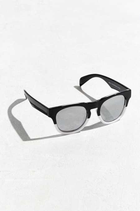 Heavy Two-Tone Sunglasses