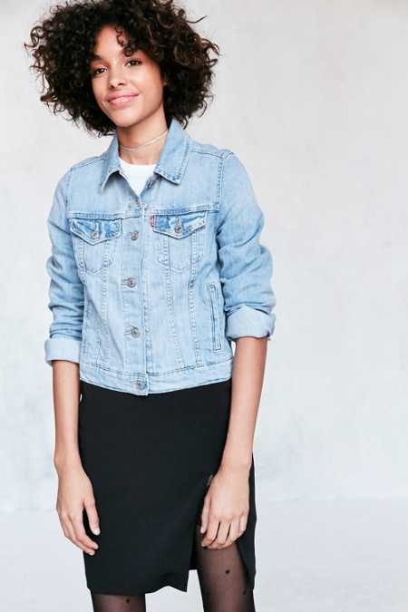 Levi's Ocean Hybrid Denim Trucker Jacket