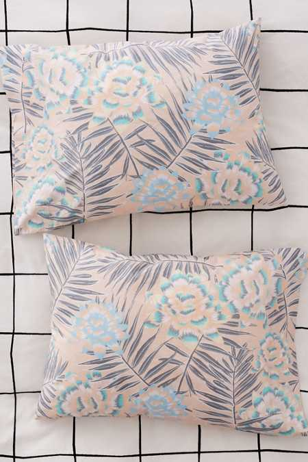 Wild Desert Floral Pillowcase Set