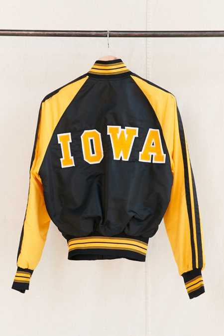 Vintage Iowa Bomber Jacket