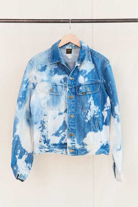 Vintage Lee 70's Bleached Jacket