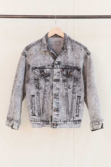 Vintage Levi's Acid Wash Jacket