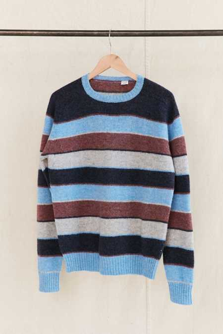 Vintage Wool Stripe Sweater