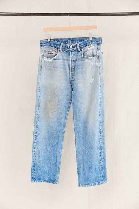 Vintage Levi's Repaired Pocket Jean