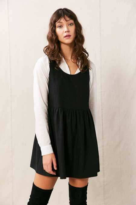 Urban Renewal Remade Wool Babydoll Dress
