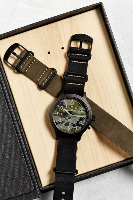 Timex Weekender Watch Box Set