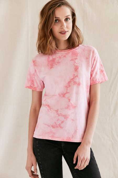 Urban Renewal Remade Uneven Dyed Tee