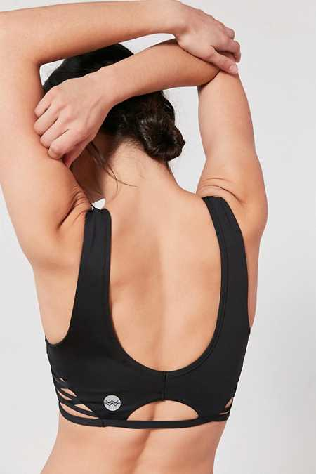 Without Walls Kato Cutout Sports Bra