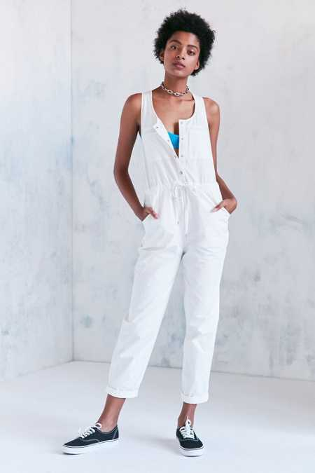 BDG Elliot Sleeveless Coverall Jumpsuit