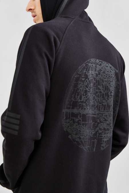 Le Fix Death Star Hoodie Sweatshirt
