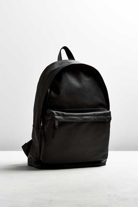 UO Vegan Leather Backpack