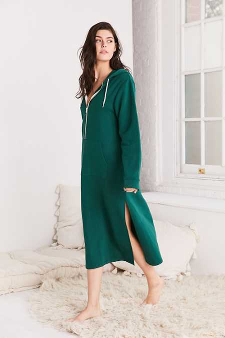 Out From Under Mia Maxi Hoodie Sweatshirt