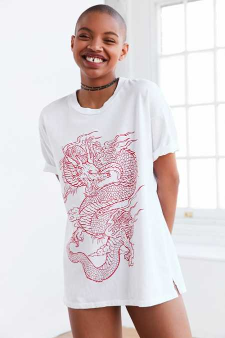 Truly Madly Deeply Dragon Tee