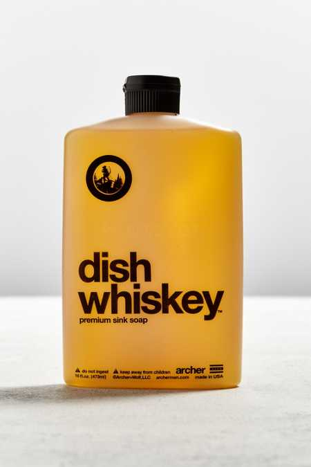 Archer Dish Whiskey