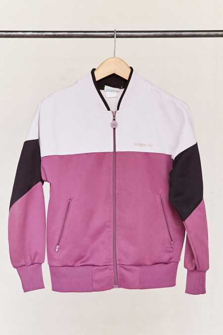 Vintage adidas Purple Track Jacket