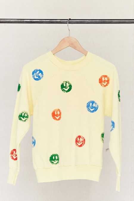 Vintage Smiley Sweatshirt