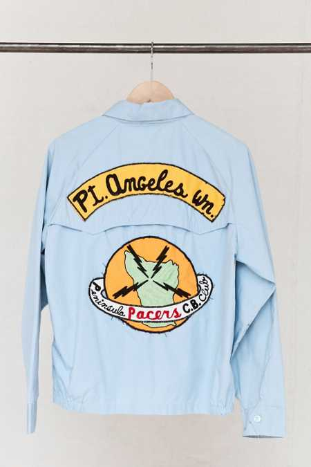 Vintage Pt. Angeles Club Jacket