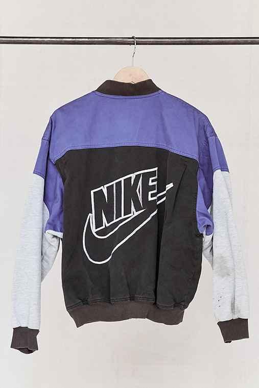 Vintage Nike Bomber Jacket,ASSORTED,ONE SIZE