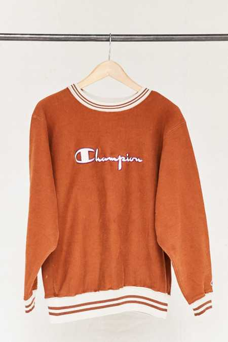 Vintage Champion Brown Sweatshirt