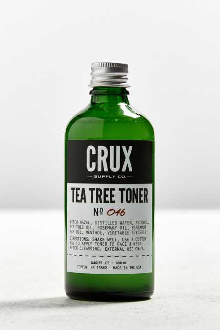 Crux Supply Co. Tea Tree Toner