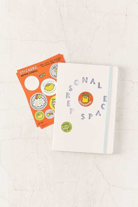 Gemma Correll Hard Stuff Sticker Set