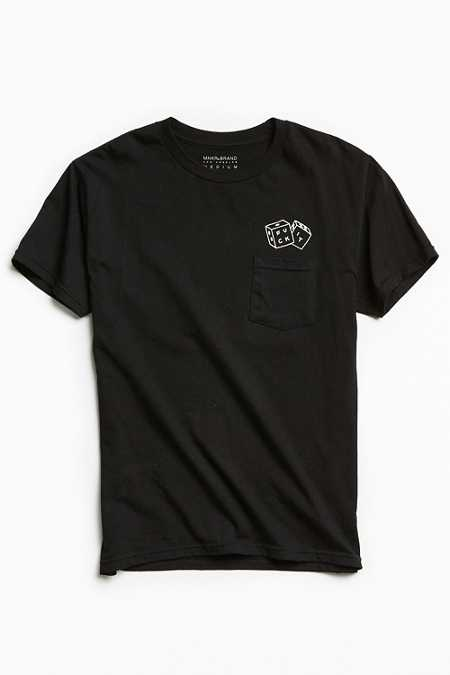 MNKR Dice Pocket Tee