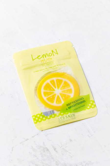 It's Skin Lemon Hug Oil Patch